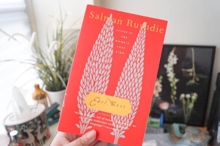 East West Salman Rushdie